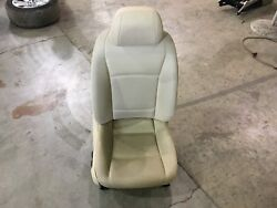 Bmw 2011-2016 F10 F11 Front Right Passenger Heated Seat Assembly Beige Oem 75k