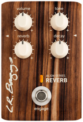 L.r. Baggs Align Series Reverb Acoustic Guitar Effects Pedal Free 2day