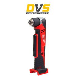 Milwaukee C18rad-0 18v Right Angle Drill Driver Body Only