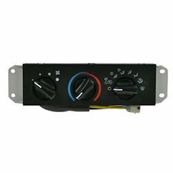 HVAC AC AC & Heater Control with Blower Motor Switch for Jeep Wrangler TJ