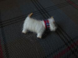 West Highland White Terrier - Westie Wool Pin