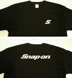 Snap-on tool t-shirt (Black) size SMLXL available