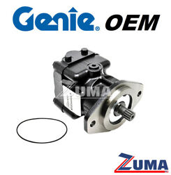 Genie 139962gt Drive Motor And 33433gt O-ring - New Genuine Oem
