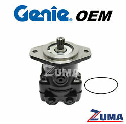 Genie 33432gt Drive Motor And 52087gt O-ring - New Genuine Oem