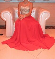 Red Evening Gown $99.99