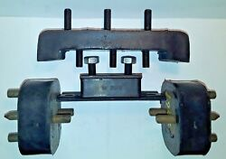 1948 1949 1950 1951 1952 1953 Buick Front And Dynaflow Transmission Mounts