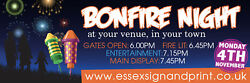 Fireworks Bonfire Night Sold Here Banner Sign Pvc With Eyelets + Custom Option 7