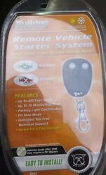 Bulldog Security Remote Vehicle Starter System RS82 New Sealed