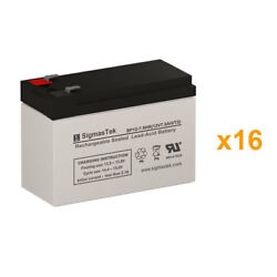 Apc Dell Su5000r5xlt-tf3 Ups Battery Set Replacement - Batteries By Sigmastek