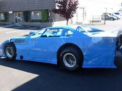 GRT RACE CAR LATEMODEL DIRT LESS ENGINE 8500.00 BERT TRANS WINTERS VERY CLEAN