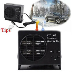 DC 12V 300W150W Auto Car Portable Ceramic Heater Fan Vehicle Defroster Demister