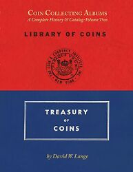 Book - Coin Collecting Albums Volume 2 - Library Of Coins - New, Signed