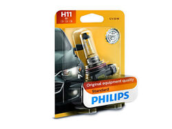 1x NEW PHILIPS STANDARD OEM HALOGEN H11 12362B1 HEADLIGHTS FOG LIGHT BULB