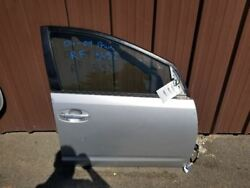 2004-2009 Toyota Prius Passanger Front Door Assy Complete Silver Color