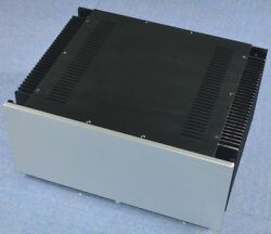 Power Supply Amplifier Chassis Diy Aluminum Case Size 390485210mm