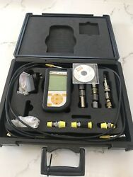 Stauff Ppc-04-plus Ppc Hydraulic Tester With Accessories In Hard Carry Case