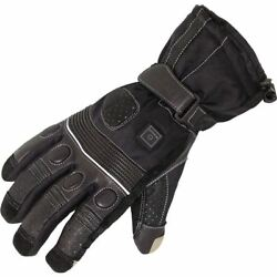 Venture Grand Touring Heated Motorcycle Glove