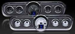 1965 1966 Ford Mustang Gauge Panel Cluster Instruments Hdx-65f-mus