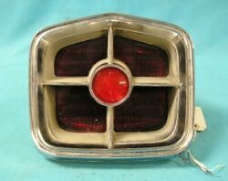 Used Mopar 1963 B-body Plymouth Belvedere Taillight Assembly Andndash Passenger Side