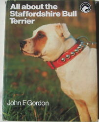 VINTAGE  STAFFORDSHIRE BULL TERRIER BOOK  ALL ABOUT