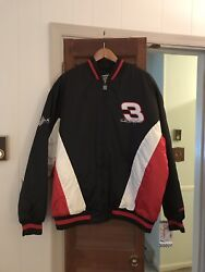 Brand New With Tags Vintage 1990's Dale Earnhardt Jacket. Size Xl. Please Read