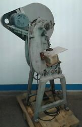 Rousselle Model No 1 Stamping Press. David J Ross Co.