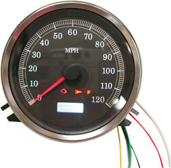 Harddrive Speedometer 99-03 Softail And Road King Models W/6 Speed T21-6984-12