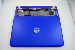 Blue Hp Pavilion 15-ab 15-ab043sa Screen Lid Rear Cover With Bottom Base Case
