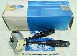 Mk2 Escort Rs2000 Mexico Ghia Genuine Ford Nos H/lamp Wiper Switch Assy