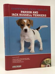 JOANNA KOSLOFF Barron's Dog Bibles: Parson and Jack Russell Terriers HBDVD