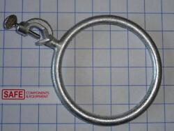 Lab Stand Support Ring 6 Diameter W/ Boss Head Clamp Plated Cast Iron Mm-442