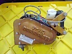 Glendinning Cm4 Cable Master Motor, For 30a Cable Up To 80'