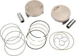 Sands Cycle Pistons 111/117/124 .020 106-3964a