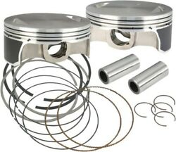 Sands Cycle Pistons 111/117/124 .010 0910-3658 106-3872a 0910-3658