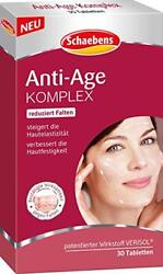 Schaebens Anti-age Komplex Pills - Made In Germany Free Shipping