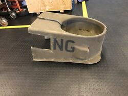 Md Hughes 500 500c Oh6 Helicopter Inlet Faring Set, For Winter Use
