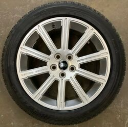 Genuine Land Rover Range Rover L322 20 Alloy Wheels And New Pirelli Tyres X4