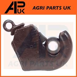 Cat 2 Lower Link Quick Hitch Ball Hook Weld On End For Ford New Holland Tractor