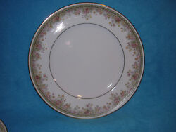 Morning Jewel Dinner Plate By Noritake Ireland 2767 And 10 1/2