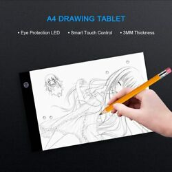 Chipal A4 Digital Drawing Graphic Tablet Led Light Box Tracing Copy Board