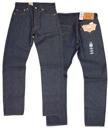 501 Shrink To Fit Button Fly Jeans Many Colors Many Sizes Denim Rigid