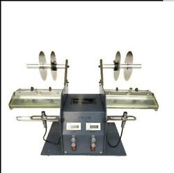 218c Photoelectric Sensor Double Head Label Stripping Machine Bar Code Stripping