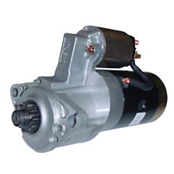 Starter Fits Shibaura Fits Ford Compact Tractor 1320 1530 1620 1630 1715 1720 19