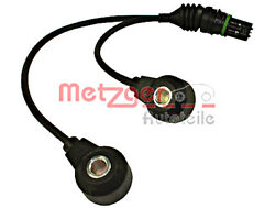 Metzger Knock Sensor Black For Bmw X1 X3 X5 Z3 Z4 E36 E38 E39 E46 E53 7568422