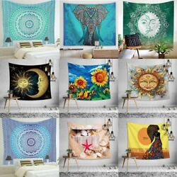 USA Thick India Tapestry Hippie Mandala Wall Hanging Bohemian Throw Bedspread