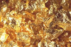 50 Grams Gold Leaf Flakes 100 Satisfaction Or Your Money Back Free Shipping