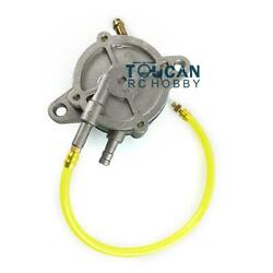 Tfl Rc Ship Spare Parts Square/circle Vacuum Cooling Pump For Gas. Racing Boat