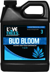 BUD BLOOM Aroma and Yield Enhancer Hydroponics Nutrients Bloom Booster Enhancer