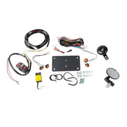 Atv Horn And Signal Kit With Recessed Signals For Suzuki Eiger 400 4x4 Automatic 2