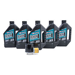 Oil Change Kit With Maxima Premium 10w-30 For Honda Africa Twin Dct Crf1000d 201